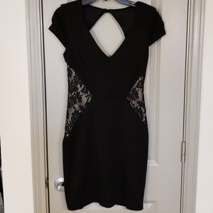Dress Speechless black